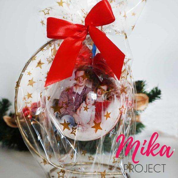 pakowanie na prezent mika project